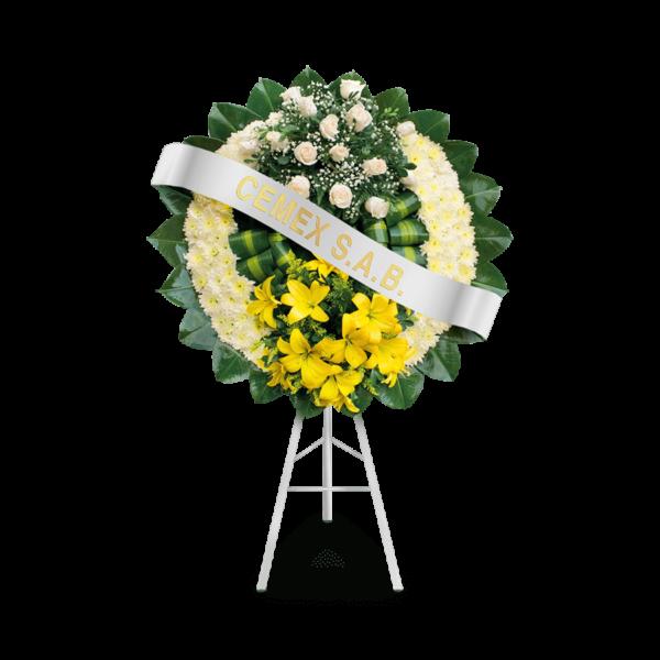 Ramos de condolencias