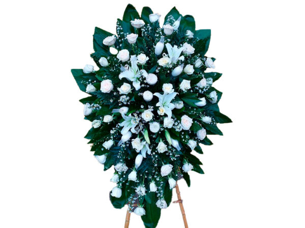 floristerias en bogota coronas funerarias