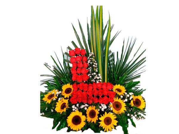 Flores al por menor