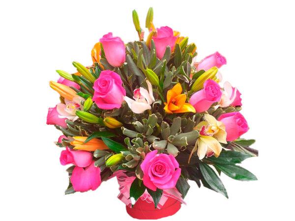 flores y chocolates a domicilio bogota