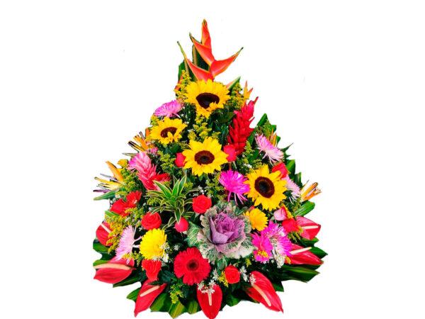 Flores surtidas en bogota