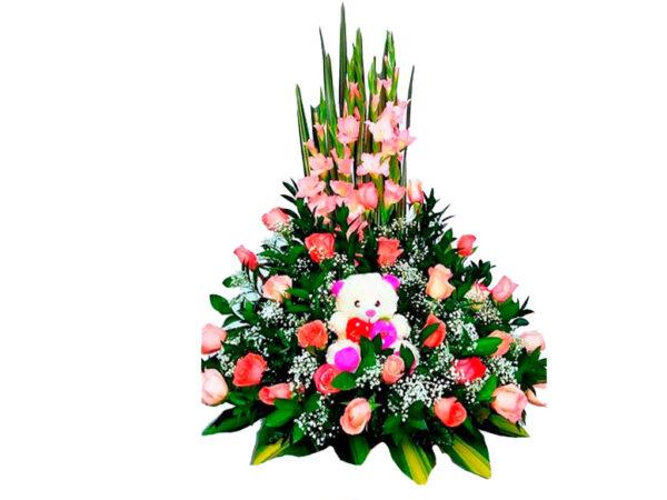 Flores y vinos a domicilio