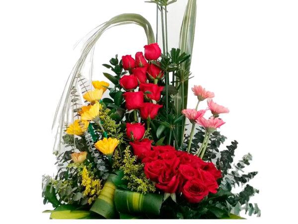 Rosas hermosas en bogota