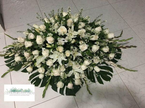 arreglos florales fúnebres bogota