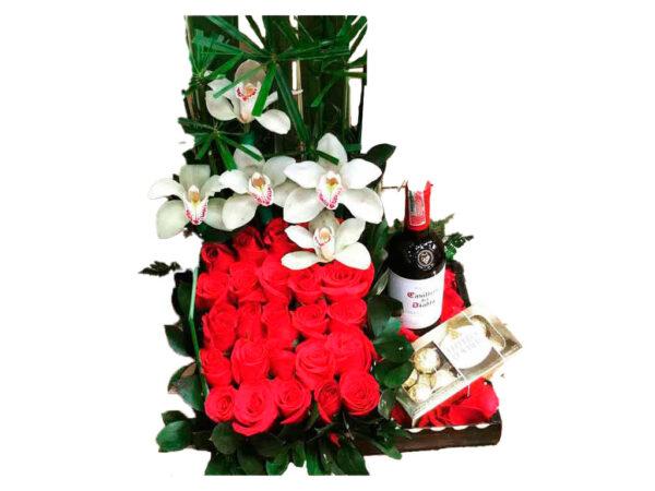Flores a domicilio cajica