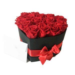 Rosas preservadas en Zipaquira